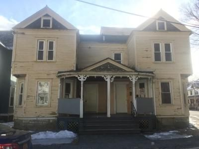 7 Bed 4 Bath Foreclosure Property in North Adams, MA null - 52 Chase Ave