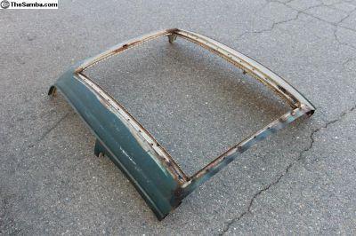 1949-55 Bug 3 Fold Ragtop Roof Clip