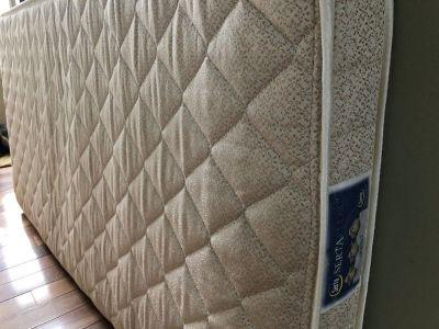 Serta twin mattress