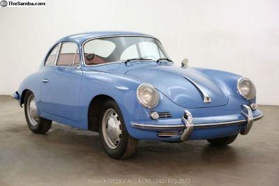 1964 Porsche 356C 1600C