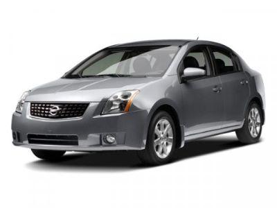 2009 Nissan Sentra 2.0 (Magnetic Gray Metallic)