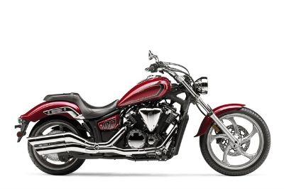 2015 Yamaha Stryker Cruiser Motorcycles Geneva, OH