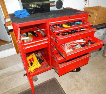 Estate Sale Super Snap On Tools & More