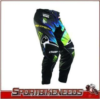 Purchase Thor 2012 Core Monster Pro Circuit MX Motorcross ATV Pants 30 NEW motorcycle in Elkhart, Indiana, US, for US $169.95