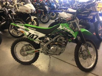 2017 Kawasaki KLX140G Competition/Off Road Motorcycles Cumberland, MD