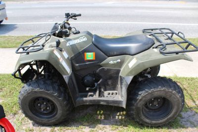 2012 Suzuki KingQuad 400ASi Utility ATVs Palatka, FL