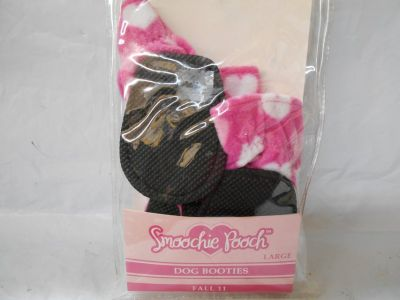 Simply She Dog Booties - Large