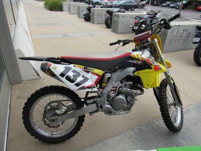 2013 Suzuki RM-Z450 Motocross Motorcycles Irvine, CA