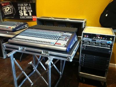 Soundcraft GB4-24 Channel Mixing Console (JL SOUND)