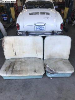 Original 1/3 & 2/3 Seat Set