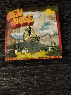 New Noise~Free Music (see add pic) CD