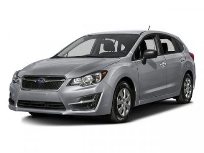 2016 Subaru Impreza 2.0i Premium (Jasmine Green Metallic)