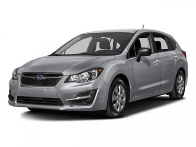 2016 Subaru Impreza 2.0i Premium (Crystal Black Silica)