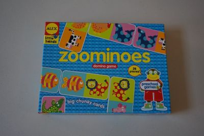 Zoominoes (Domino Game) by Alex