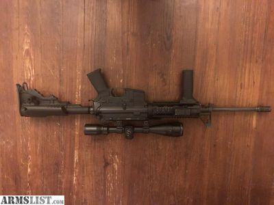 For Sale/Trade: DPMS AR-15