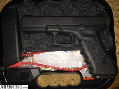 For Sale/Trade: Glock 17 Gen 3 Night Sights