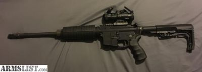 For Sale: AR-15 with Vortex Spitfire