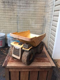 Wooden storage box below truck in photo/see all photos