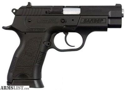 "For Sale: SAR B6C Sarsilmaz Compact, Semi-Automatic, 9mm, 3.8"" Barrel, 2-13+1 Mags, CZ75 FULL SIZE AVAILABLE"
