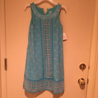 NWT super cute turquoise sundress