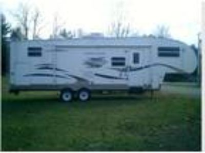 2006 Copper Canyon Fifth Wheel Trailer