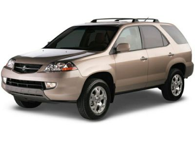 2001 Acura MDX Touring (Green)