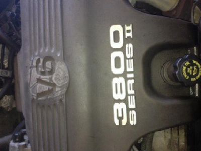 $400 OBO 1997 Bonneville Engine
