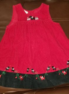 Schnauzer puppies holiday dress 4t