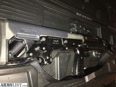 "For Sale: RFB 24"" with eotech 552 nv, 540rnds and other accessories"