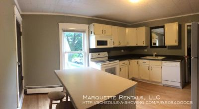 3 bedroom in Marquette