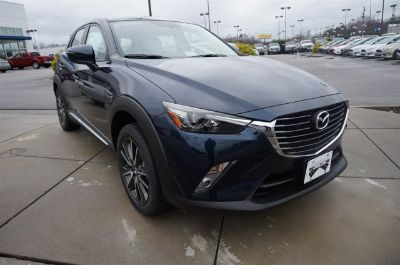 2016 Mazda CX-3 Grand Touring (Deep Crystal Blue Mica)