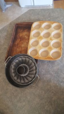 Pampered Chef Bakeware