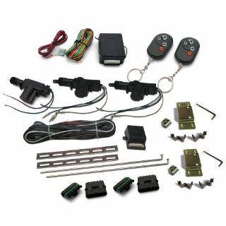 Buy 2007-2013 Jeep Wrangler Remote Keyless Entry 2 Door + Tailgate Systemcentral motorcycle in Portland, Oregon, United States, for US $80.98