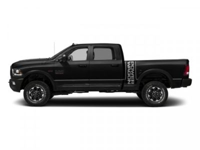 2018 Dodge 2500 Power Wagon (Brilliant Black Crystal Pearlcoat)