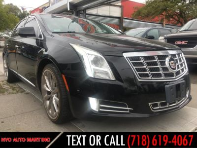 2014 Cadillac XTS Luxury Collection (Black Raven)