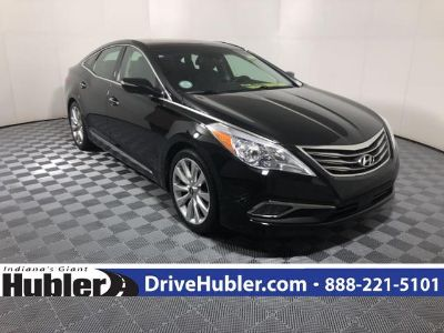 2016 Hyundai Azera Base (ECLIPSE BLACK)