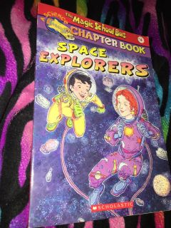 The Magic School Bus Chapter Book!