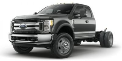 2017 Ford F-550 XL (White)