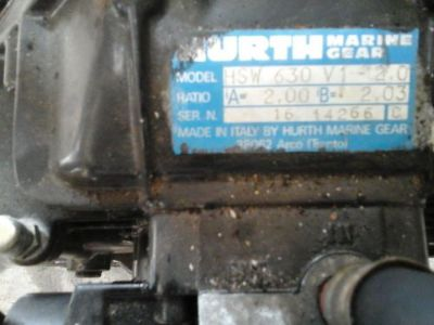 Sell Hurth boat transmission motorcycle in Brownsville, Pennsylvania, United States, for US $1,000.00