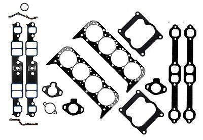Find NEW 305/350 Cylinder Head Kit & Intake Gasket Set for Mercruiser Marine 5.0/5.7 motorcycle in Worcester, Massachusetts, United States, for US $149.99