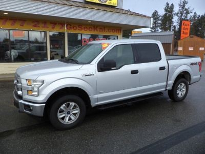 2015 Ford F-150 4WD SuperCrew 3.5 EcoBoost XLT