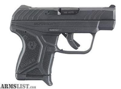 For Sale: Factory New RUGER LCP II .380ACP 6-SHOT FS BLUED BLACK SYNTHETIC