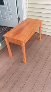 Table (16 inch by 3 feet)