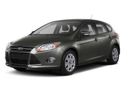 2013 Ford Focus SE (Not Given)
