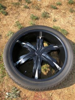 """24"""" Rims great condition"""
