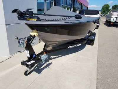 2018 Crestliner 1650 Fish Hawk SC Jon Boats Kaukauna, WI