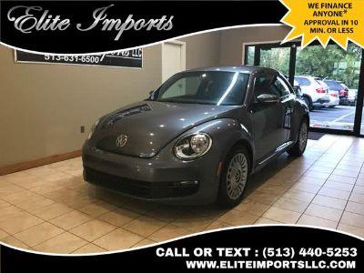 2014 Volkswagen Beetle 2.5 PZEV (Gray)