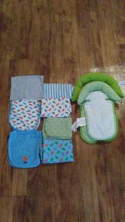 Baby blankets and car seat inserts