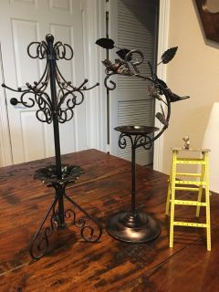 EARRING HOLDER STAND - various pieces