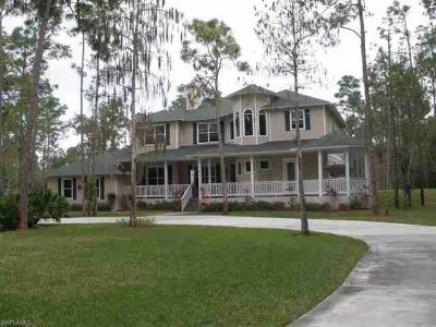 6570 Hunters RD Naples, Beautiful Five BR